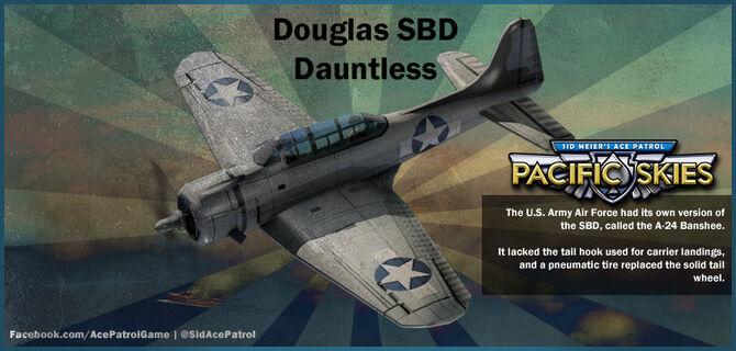 Highlight History SBDDauntless