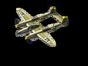 P38LightningBomber