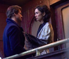Chiyoh s Will na cestě za Hannibalem