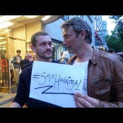 Hugh a Mads