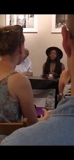 Yasmin Benoit - diskuse PP