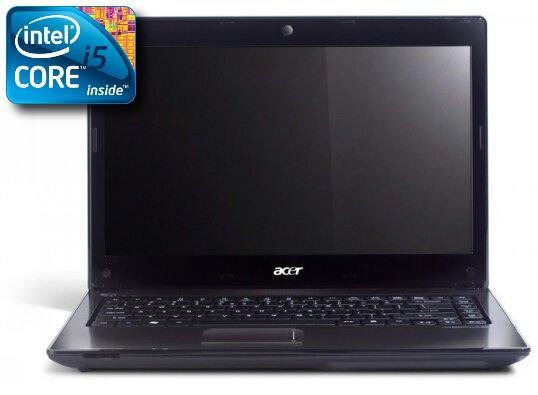 Acer Aspire 4741G XP