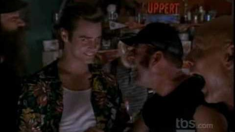 Ace Ventura: Pet Detective TV version Deleted-Extended Scenes