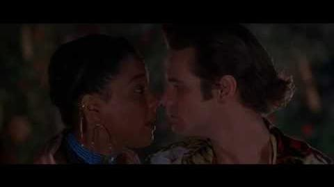 Ace Ventura- When Nature Calls- I was just practising my mantra.