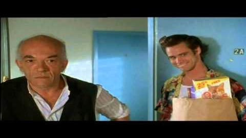 Ace Ventura- Pet Detective- Yes satan - Like a glove