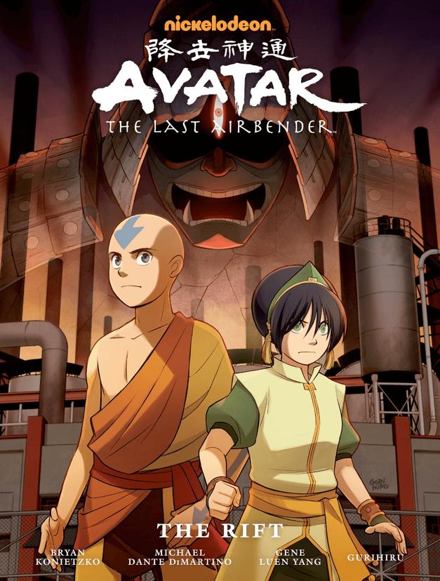 Avatar-Rift-hardcover