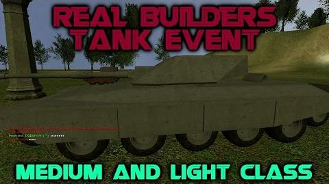 GMod- ACF Tank Battle - Medium and Light Class 2v2