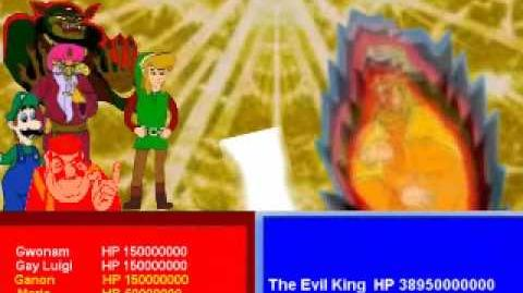 Youtube Poop The Evil King Part 2