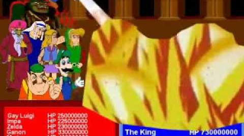 Youtube Poop The Evil King Part 1