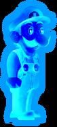 Blue Ultimate Spirit WeeGee V2