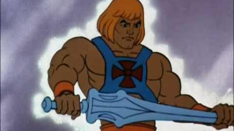 He-Man I Have The Power