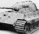 Pz VI Ausf. B «Tiger II»