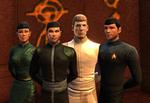Sanek with Spock