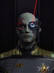 Rear Admiral Sixteen