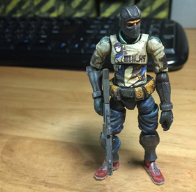 Armour Art Pilot