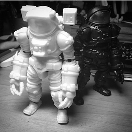 Spaceman 1