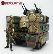 Medi Evac Stronghold