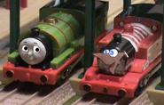 Thomas vs. Ferb 5