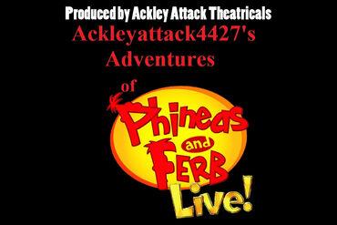 AA4427'sAoP&F LIVE! Logo