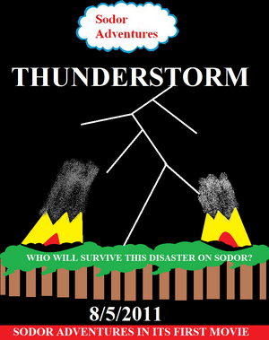 Thunderstorm Movie Poster