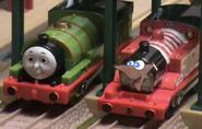 Thomas vs. Ferb 4