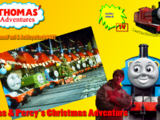 Thomas and Percy's Christmas Adventure (T'AWS&A Version)
