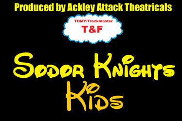 Sodor Knights Kids Logo