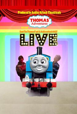 T'AWS&A Live! Teaser Poster 4