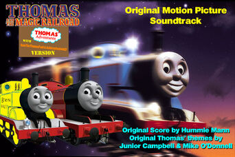 TATMR (T'AWS&A Version) Soundtrack Cover