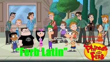 Ferb Latin Snapshot