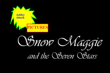 Snow Maggie and the Seven Stars Logo