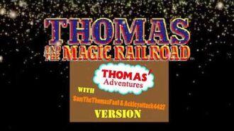Thomas and the Magic Railroad (T'AWS&A) Version Teaser Trailer (HD)
