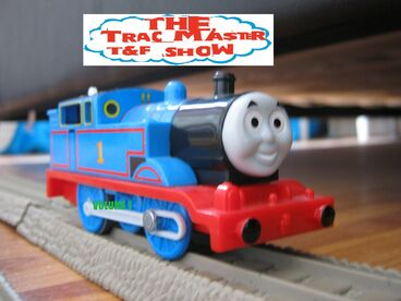 The Trackmaster T&F Show DVD Volume 1