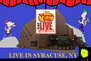 P&F Live! DVD Cover