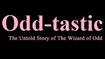 Odd-tastic Movie Logo