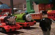 Thomas vs. Ferb 12