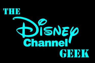 The Disney Channel Geek Logo