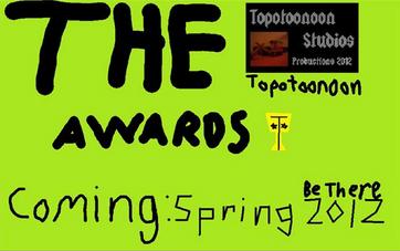 The Topotoonoon Awards Logo