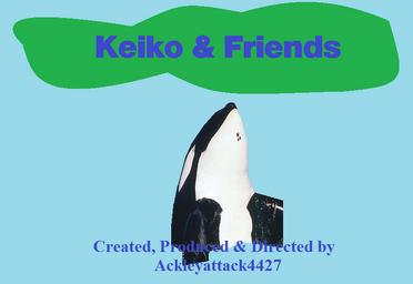 Keiko & Friends Logo