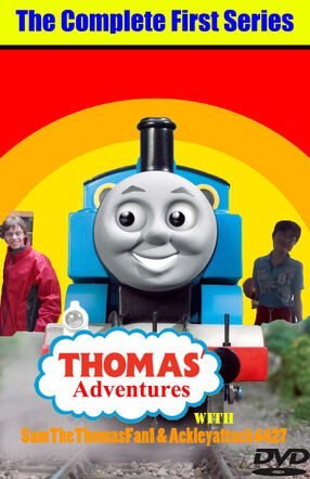 T'AWS&A DVD Cover