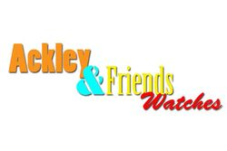 Ackley & Friends Watches Logo