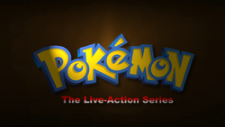 Pokemon - The Live Action Series Logo (Teaser)