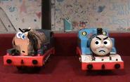 Thomas vs. Ferb 14