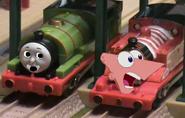 Thomas vs. Ferb 7