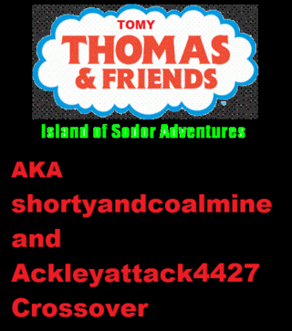 Tomy Thomas & Friends Crossover Logo
