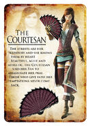 Courtesan Card