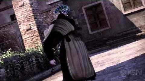 Assassin's Creed Brotherhood Harlequin Reveal