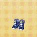 Blue Wrestling Shoes