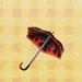 Flame Umbrella