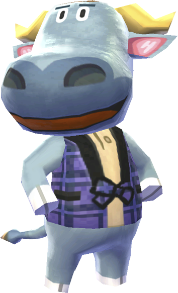 T Bone Animal Crossing New Leaf Wiki Fandom Powered By Wikia